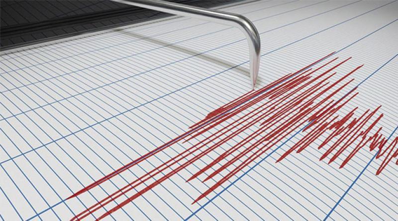 Akdeniz'de 3.5 büyüklüğünde deprem gerçekleşti