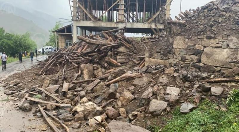 """İçişleri Bakanlığından """"Bingöl"""" depremine ilişkin açıklama"""