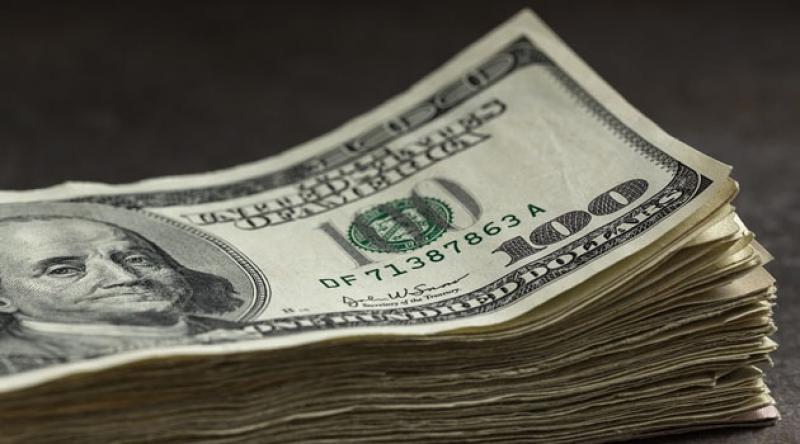 Erdoğan'ın müjdeyi açıklamasının ardından dolar yükseldi