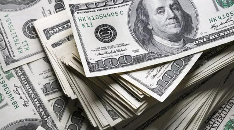 Dolar haftanın ilk gününe 6.85 seviyesinde başladı