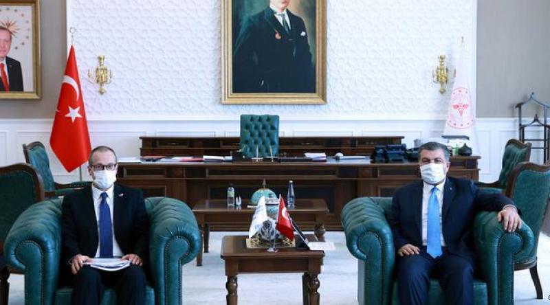 DSÖ, İstanbul'da Acil Durum Ofisi açacak