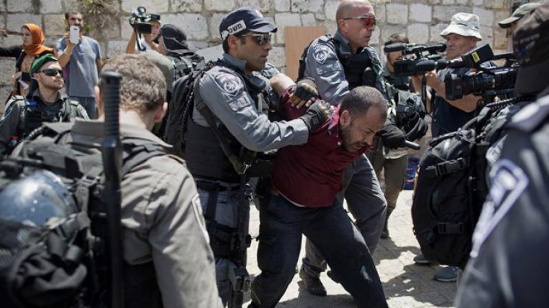 İşgalci İsrail'in gözaltı zulmü sürüyor