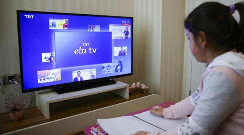 TRT EBA TV ders programı açıklandı