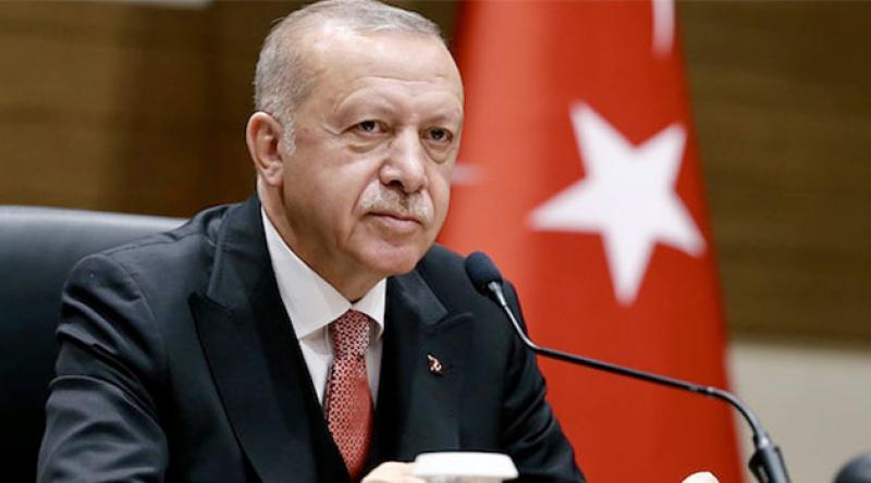 Erdoğan: Milli iradenin üstünlüğünü tahkim ederek demokrasimizi güçlendirdik. Hak ve özgürlük alanlarını genişlettik