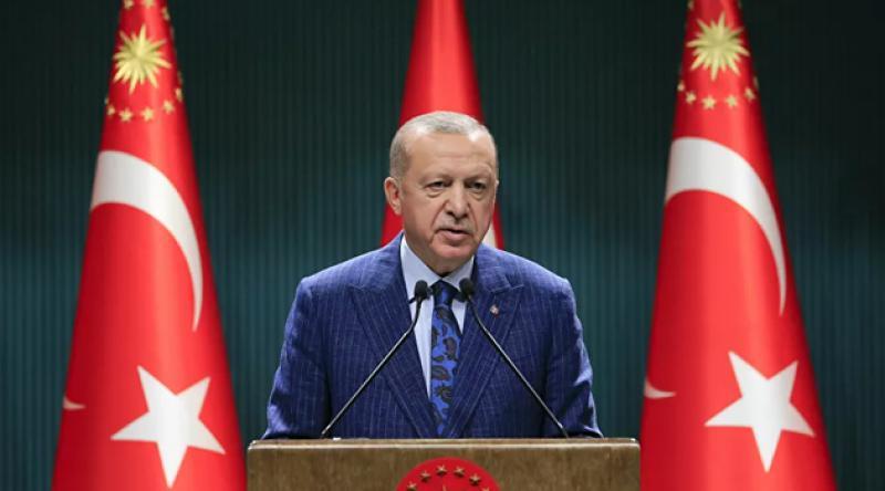 Erdoğan: Kimsenin bizim ibadethanemize karışmaya hak ve salahiyeti yoktur