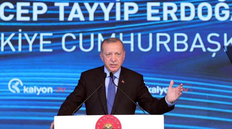 Erdoğan: Hiçbir sömürgeci güç, ülkemizi zengin petrol ve doğal gaz kaynaklarından mahrum bırakamaz!