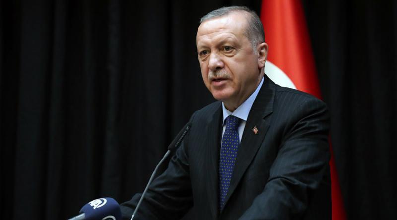Erdoğan: Ekonomi ve hukukta seferberlik başlatıyoruz