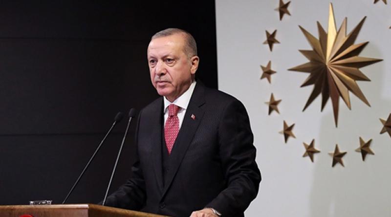 Erdoğan: Kendi vatandaşlarımıza hangi imkanları sunuyorsak ülkemize sığınan mazlum ve mağdurlarla da aynı hassasiyetle davrandık