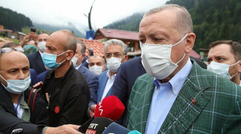 Cumhurbaşkanı Erdoğan Ayder Yaylası'nda: 2022'nin sonunda yeni bir Ayder ortaya çıkacak