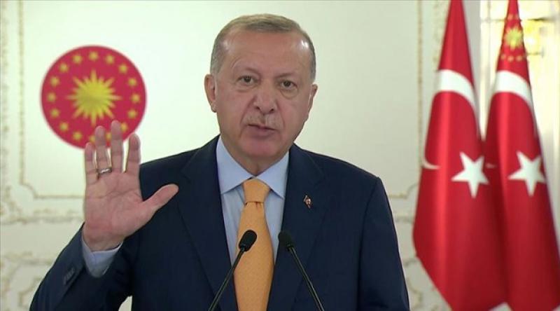 Erdoğan'dan BM'ye: Dünya beşten büyüktür, yıllar içinde haklı çıktı