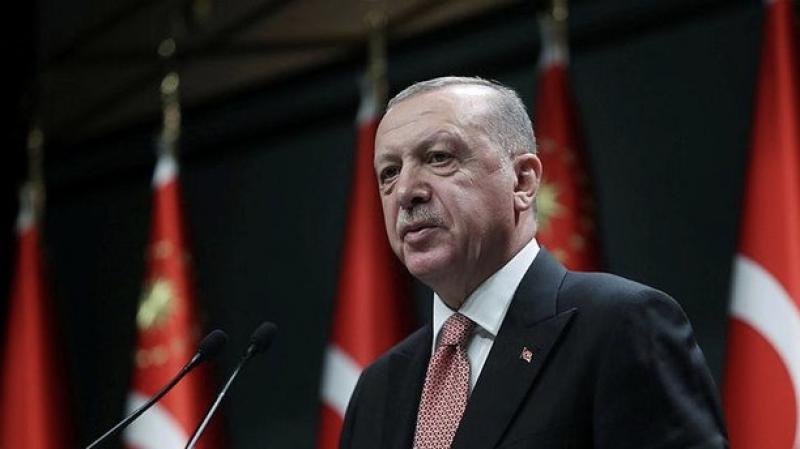 Erdoğan: Oruç Reis 23 Ağustos'a kadar faaliyetlerine devam edecek