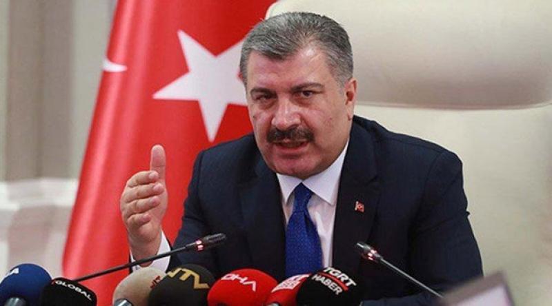 Türkiye'de koronavirüs nedeniyle son 24 saatte 76 kişi hayatını kaybetti
