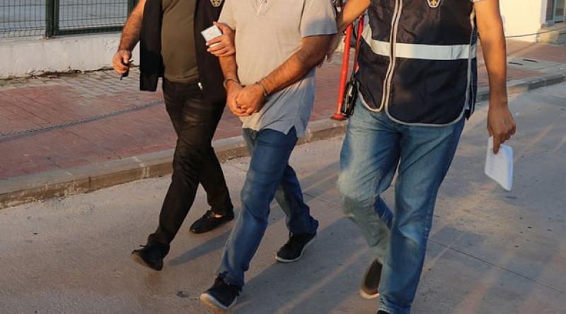 İzmir merkezli 40 ilde operasyon: 36 kişi tutuklandı