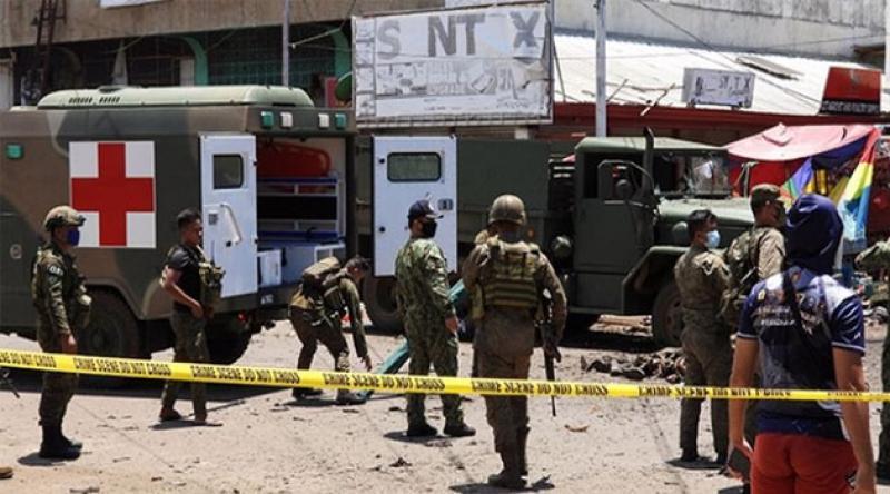 Filipinler'deki saldırılarda ölü sayısı 15'e yükseldi