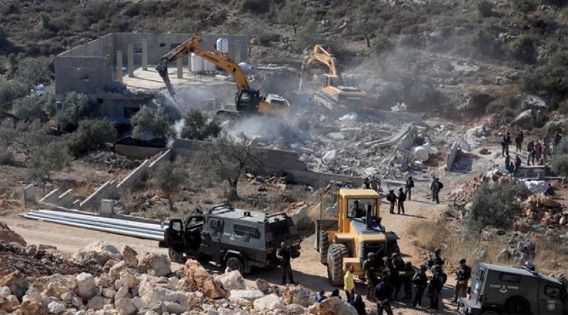 BAE Filistin topraklarını işgal eden şirketlerle anlaşmalar imzalıyor