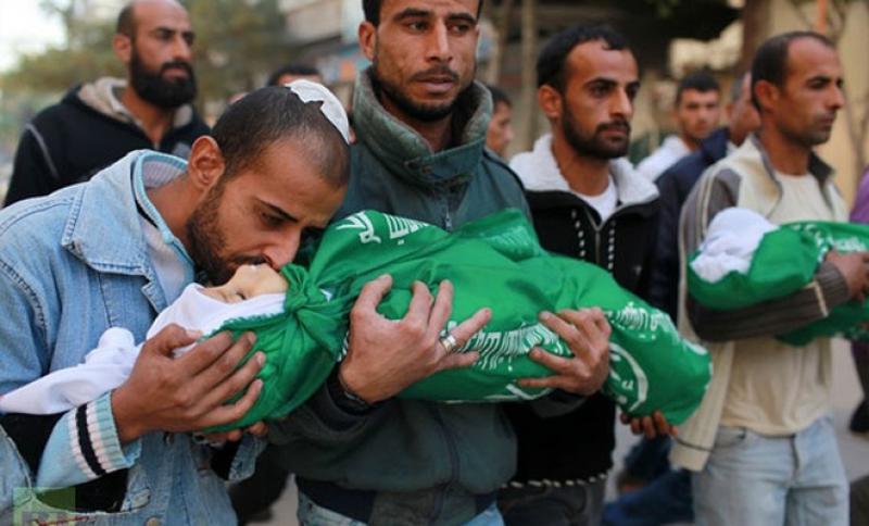 İşgalci İsrail 2000 Yılından Bu Yana 3 Bin Filistinli Çocuğu Şehit Etti
