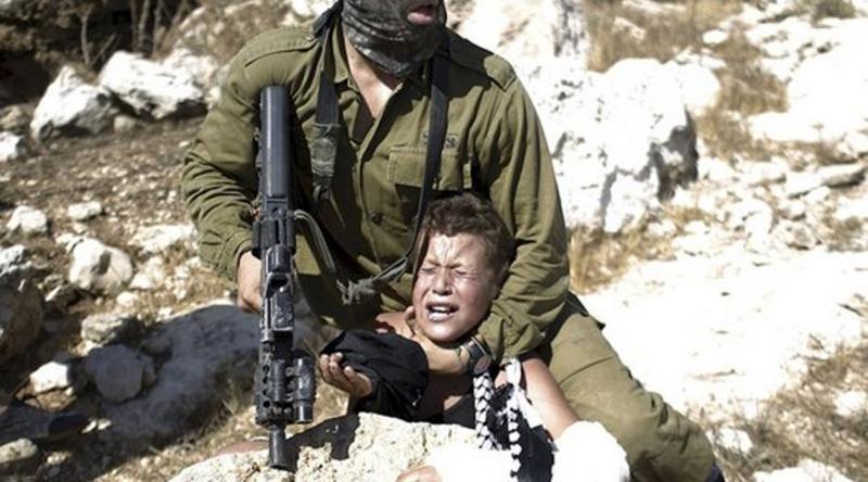 Katil İsrail, İkinci İntifada'dan bu yana 3 bini aşkın Filistinli çocuğu öldürdü