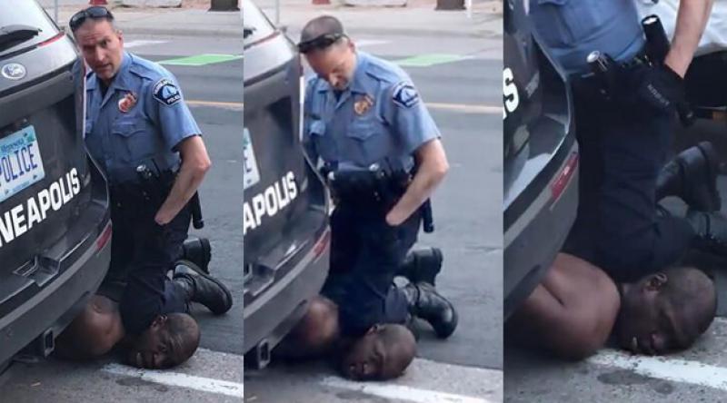 George Floyd'un katili polisten pes dedirten savunma