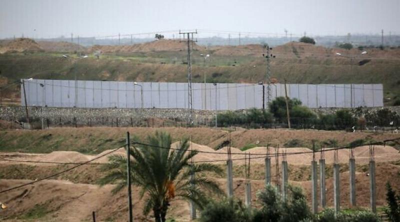 Mısır'dan Gazze sınırına beton duvar