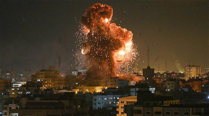 İsrail'in Gazze saldırılarında şehit sayısı 32'ye yükseldi