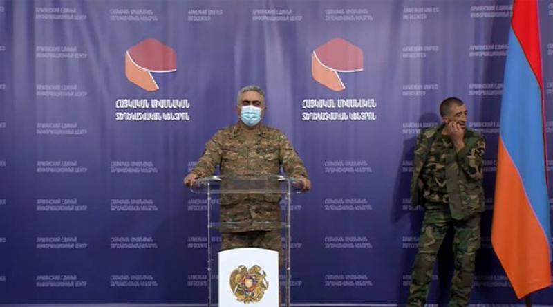 Ermenistan Savunma Bakanlığı: Geri çekilmemiz mağlubiyet manasına gelmiyor