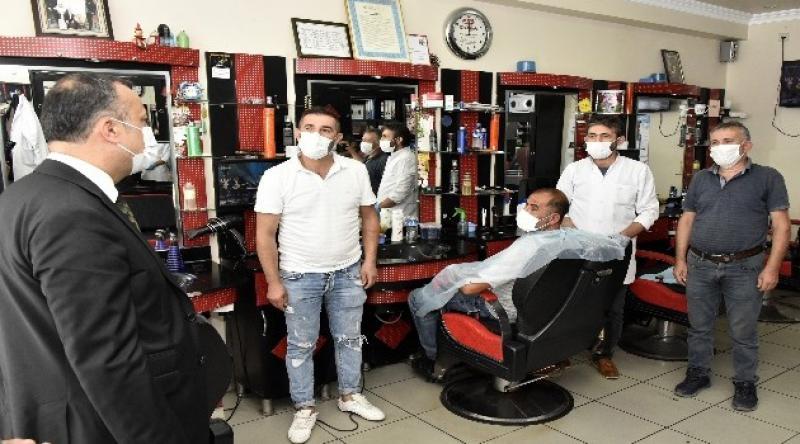 Ülke genelinde koronavirüs denetimleri: 105 araç ve 13 iş yeri faaliyetten men edildi