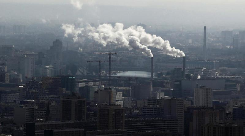 10 büyük şehirde hava kalitesi son 4 ayda yüzde 85 düştü