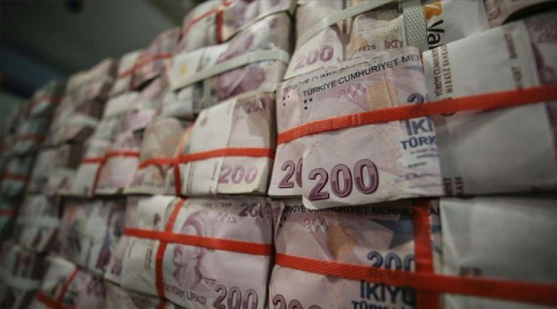 Hazine mayıs ayında 9 milyar lira açık verdi