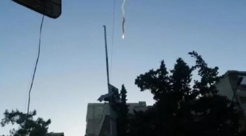 İdlib'de Rusya İHA'sı düştü