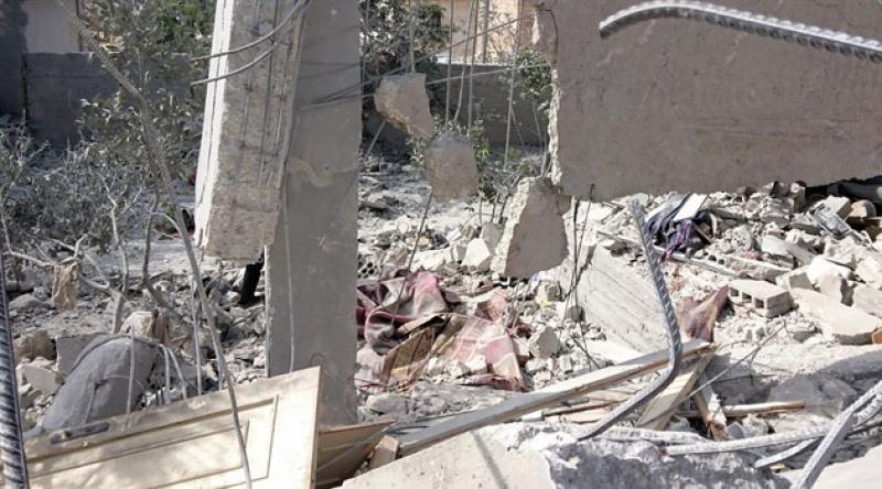 İdlib'de katliam devam ediyor