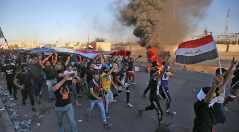 Irak'ta göstericilerin ölümüyle ilgili General Şammari hakkında yakalama kararı