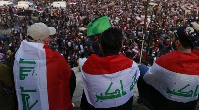 Irak'ta yas ilan edildi