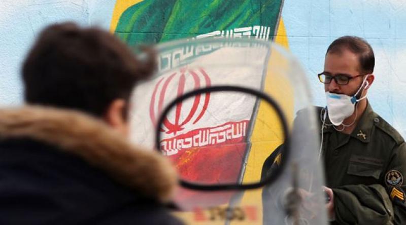 Kovid-19 salgınında İran'da günlük ölü sayısı bir ay sonra 100'ün altına düştü