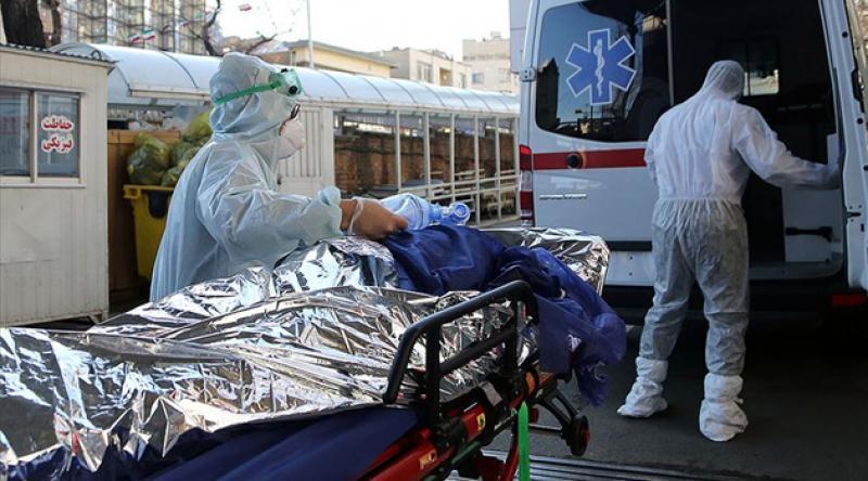 İran'da son 24 saatte 117 kişi koronavirüsten öldü