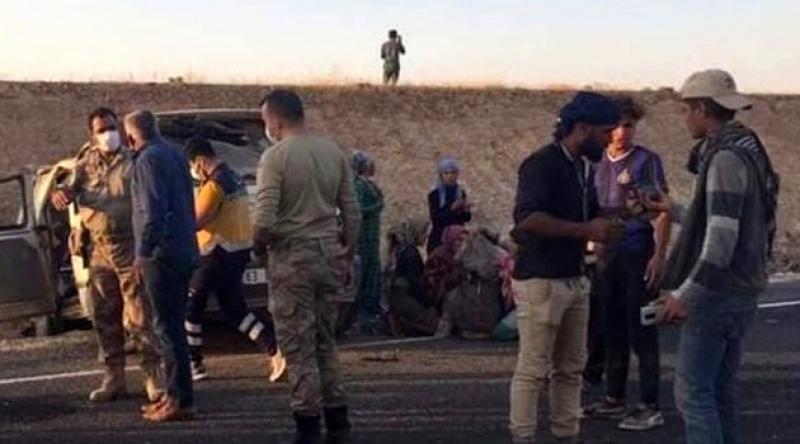 Şanlıurfa'da tarım işçilerini taşıyan minibüs devrildi: Ölü ve yaralılar var