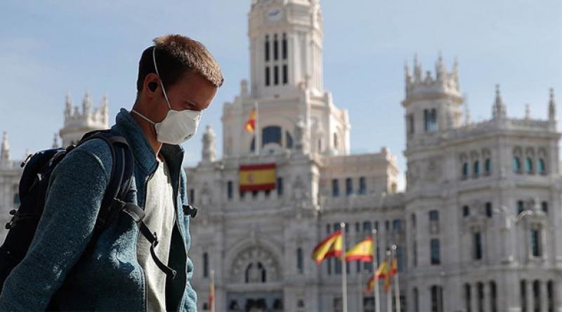 İspanya'da ölü sayısı 17 bine dayandı