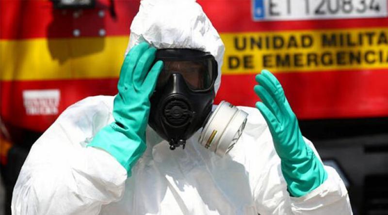 İspanya'da günlük ölüm sayıları 200'ün üzerine çıktı