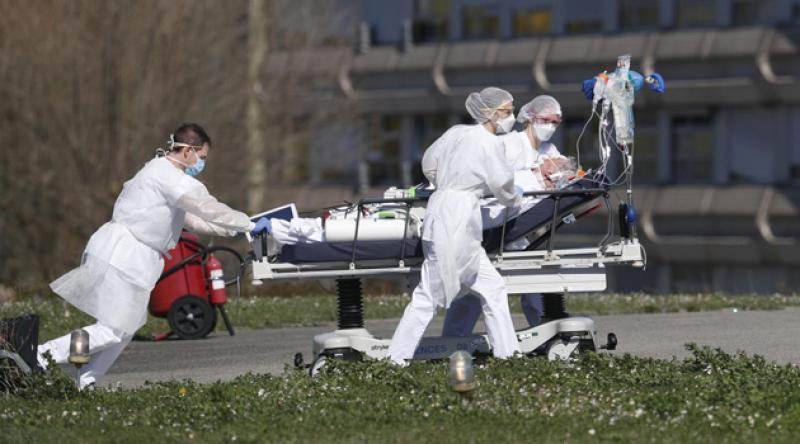 İspanya'da koronavirüsten ölenlerin sayısı 20 bine dayandı
