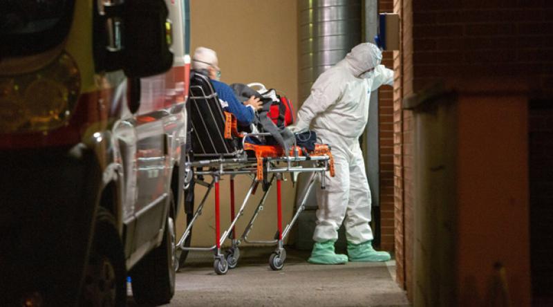 İtalya'da koronavirüsten ölenlerin sayısı 23 bin 660'a yükseldi