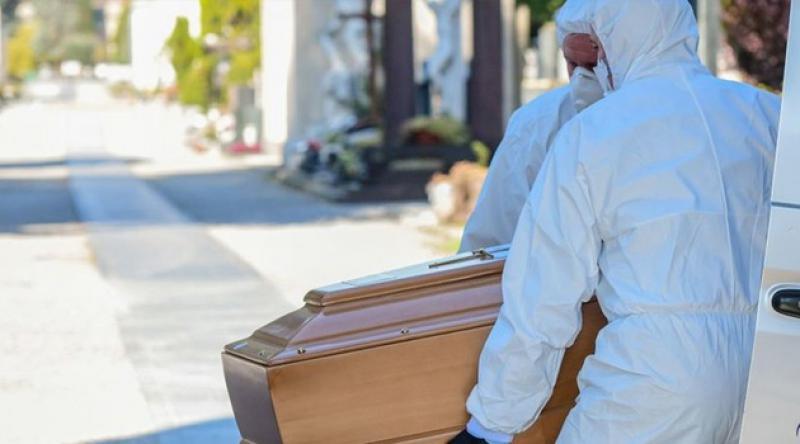 İtalya'da koronavirüsten son 24 saatte 534 kişi öldü, can kaybı 24 bin 648'e yükseldi