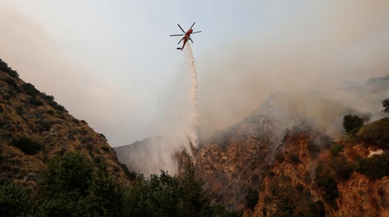 ABD'de orman yangınları söndürülemiyor: 33 kişi yaşamını yitirdi