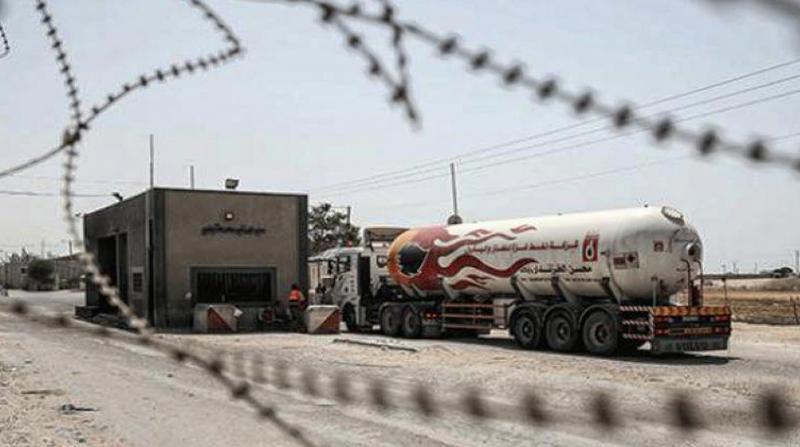 İsrail'in yakıt girişine izin vermediği Gazze'deki petrol şirketleri, iflas tehlikesiyle karşı karşıya