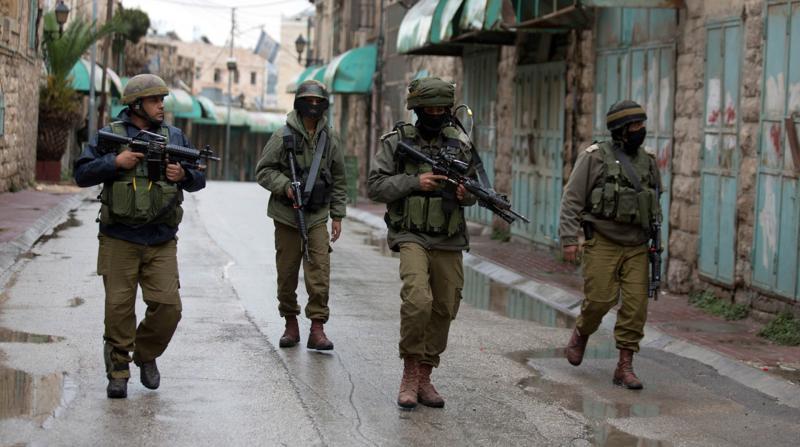 Siyonist İşgal rejimi kuvvetleri, Filistinli genci gözünden yaraladı!
