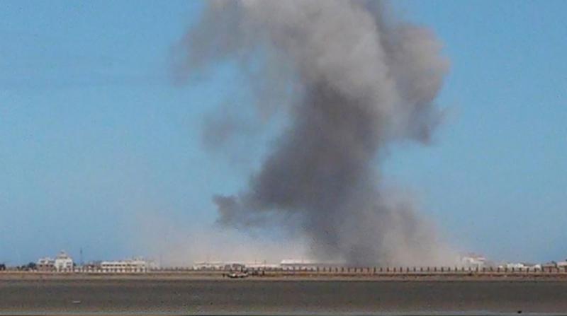 Husiler Suudi Arabistan'daki Abha Havalimanı'nı vurduklarını duyurdu