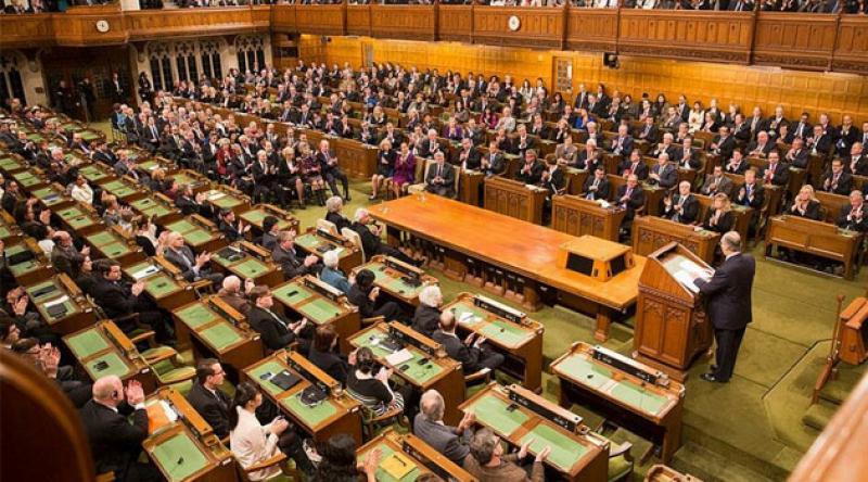 Kanada'da STK'lardan İsrail karşıtı kampanyaya 68 milletvekili destek verdi