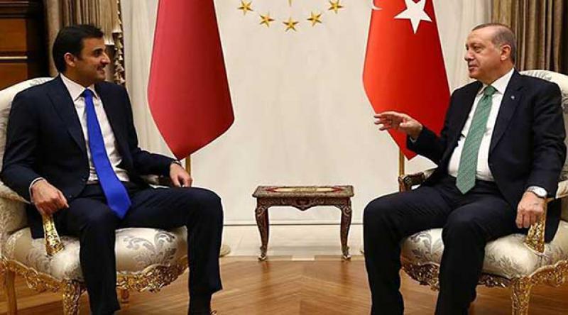 Katar anlaşmalarının araştırılması AKP-MHP oylarıyla reddedildi
