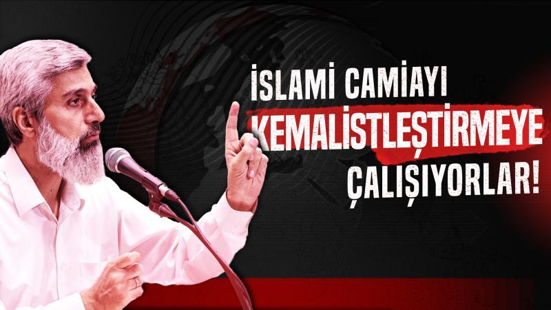 Alparslan Hoca'dan, Cübbeli Ahmet'in 'Atatürk'ü eleştirmek caiz değildir' açıklamasına cevap!