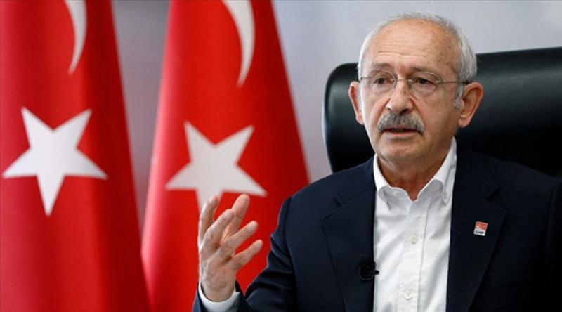 Kemal Kılıçdaroğlu'ndan İlham Aliyev'e mektup