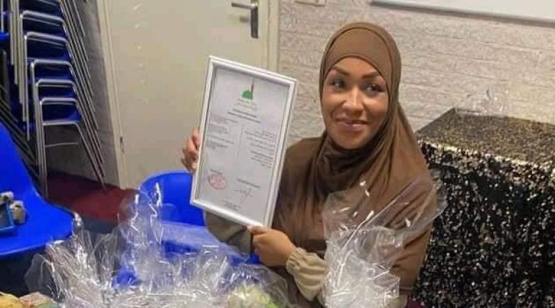 Kadın boksör Ruby Jesiah Mesu Müslüman oldu