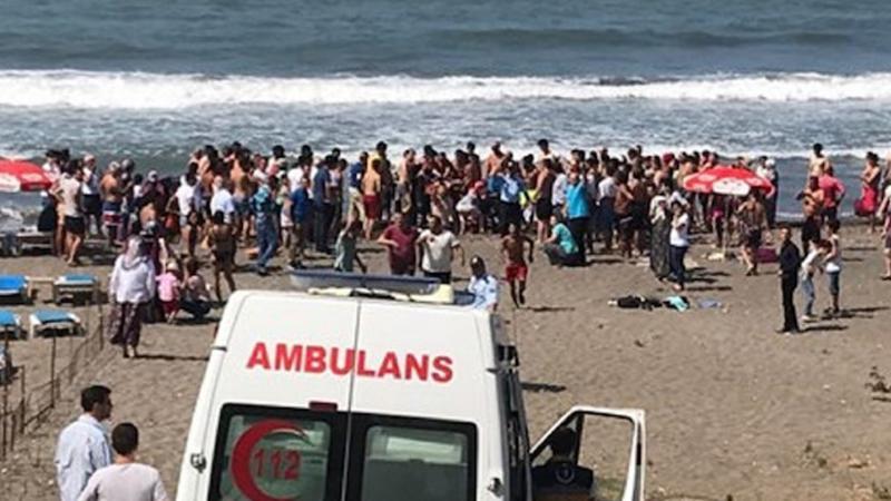 Denizde boğulmak üzere olan 2 Türk'ü kurtaran Libyalı alim hayatını kaybetti